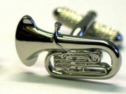 Music and Musical Instrument Cufflinks