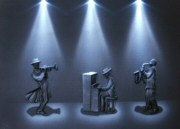 3D LED Jazz Picture