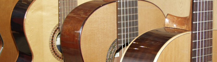 Altamira and Paco Castillo Classical Guitars Now In Stock