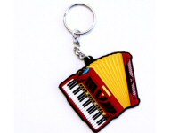 Musical Instrument Keyrings
