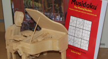 Music Games, Puzzles, Musidoku and Timberkits Models