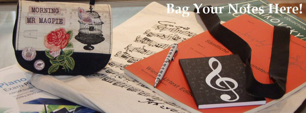 Our Range of Music Gifts