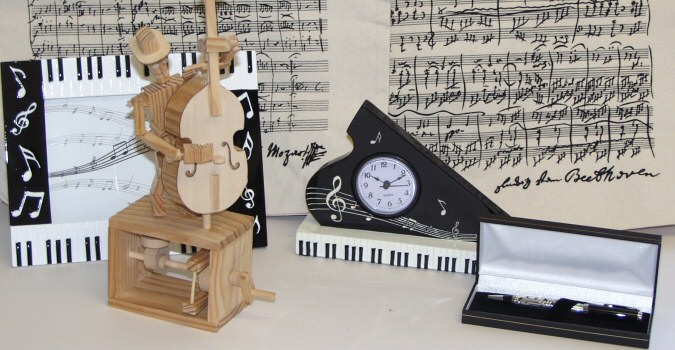 Music Gifts for Musicians