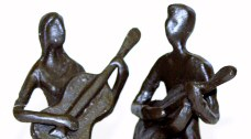 Musician Figurines & Music Ornaments