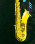 Saxophone Gifts and Cards