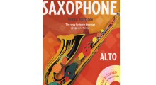 Reeds for the Alto Saxophone and books.