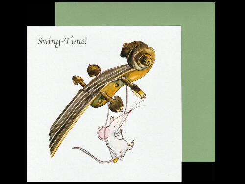 Swing Time Card