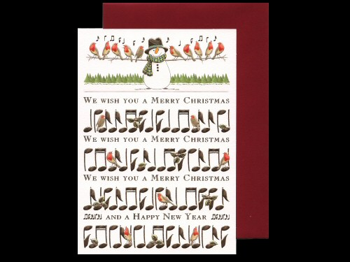 New Christmas Cards Now In Stock