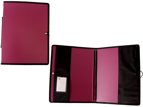 Choir Folder Maroon