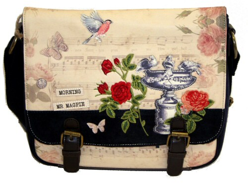 Vendula Songbird Messenger Bag