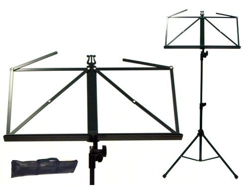 Music Stand - Dark Green