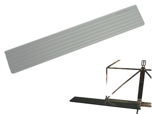 Wittner Music Stand Shelf Extender - Grey