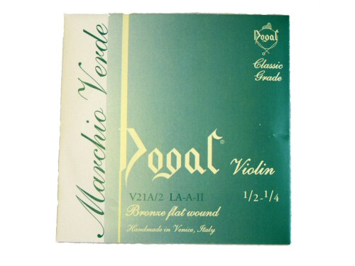 Dogal Green Violin String A - Small Size