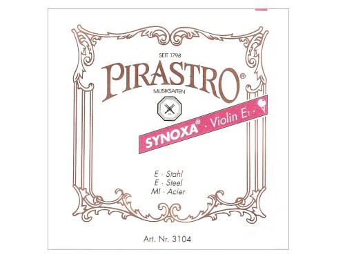 Pirastro Synoxa Violin String E 3104 - Ball