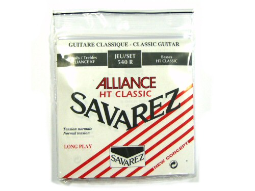 Savarez Alliance Normal Tension Classical Guitar Strings