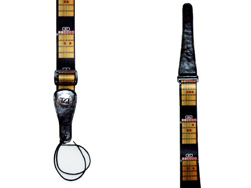 Guitar Chords Design Guitar Strap