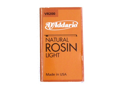 DAddario Natural Rosin Light