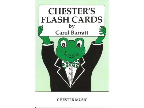 Chesters Flash Cards