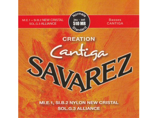 Savarez Creation Cantiga Normal Tension Guitar String Set