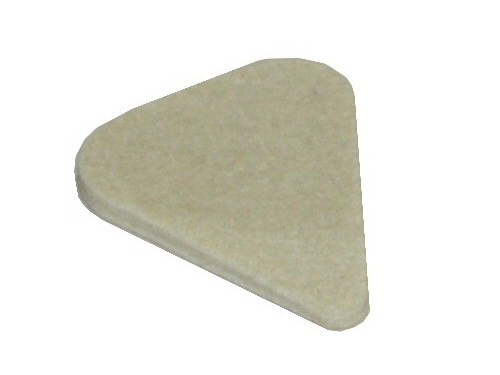 Ukulele Pear Shaped Felt Pick