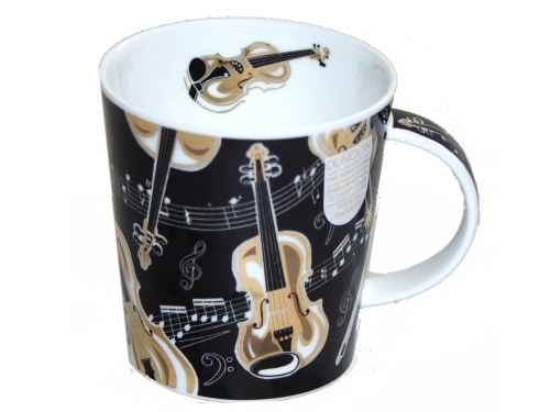 Dunoon Lomond Tempo Stringed Instruments Mug