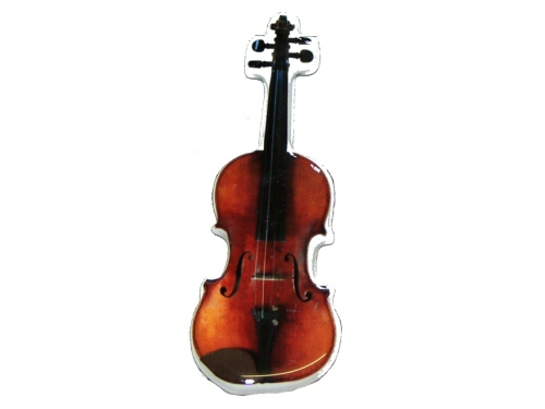 Violin Fridge Magnet - 5285Z0