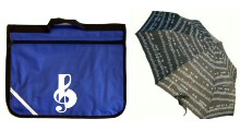 Music Bags and Umbrellas