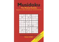 Music Puzzle Books and Musidoku