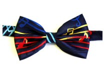 Music Themed Bow Ties
