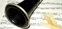 Clarinet Sheet Music