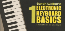 Electronic Keyboard Sheet Music