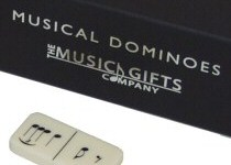 Music Games, Musical Dominoes