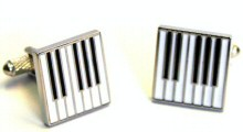 Music Jewellery & Cufflinks