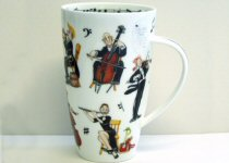 Music Mugs, Dunoon Bone China Mugs