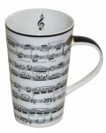 Music Kitchenware and Glassware, Music Mugs, Glasses, Aprons, Ovengloves and Teatowels