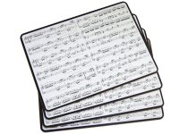 Music Design Placemats and Tablemats