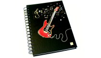 Music Stationery, Pens, Notebooks, Notepads