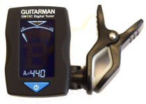 Electronic Clip-On Guitar Tuners