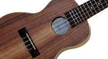 Concert and Soprano Ukuleles