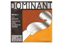 Strings for Violin by D'Addario and Dominant