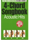 4-Chord Songbook Acoustic Hits