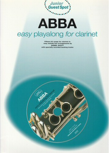 ABBA Easy Playalong for Clarinet