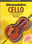 Abracadabra Cello Third Edition (With CDs)