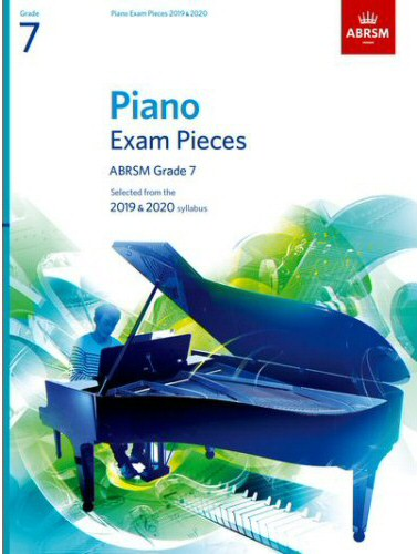 Selected Piano Exam Pieces 2019 - 2020 Grade 7