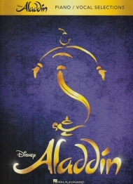 Disney Aladdin Piano Vocal Selections