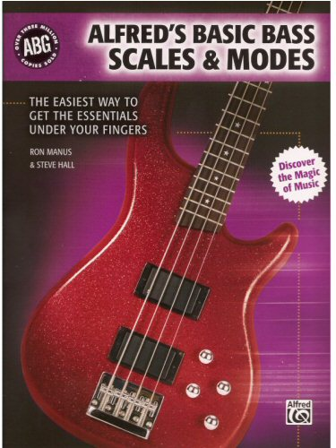 Alfreds Basic Bass Scales and Modes