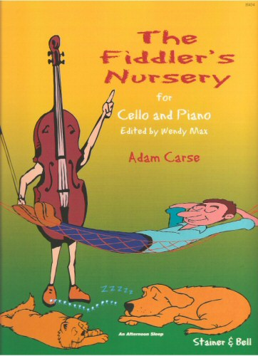 The Fiddlers Nursery for Cello and Piano