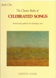 Chester Books of Celebrated Songs Book 1
