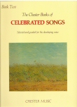 Chester Books of Celebrated Songs Book 2