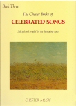 Chester Books of Celebrated Songs Book 3